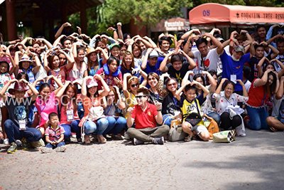 งานอีเว้นท์ : Brother&Brother and Chronoblaze Company Trip 2016 @ Khao Yai Pakchong